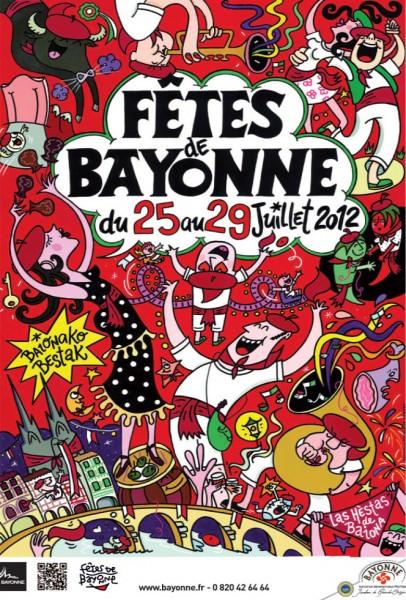 Fete Bayonne