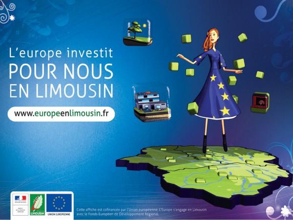 Europe en Limousin