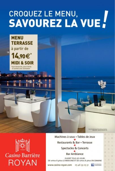 Restaurant Casino Royan